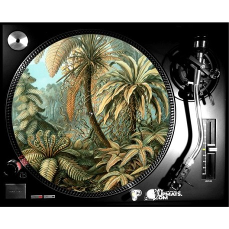 Jungle slipmat